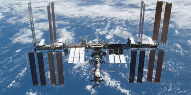 Российский космонавт на МКС страдает от жажды