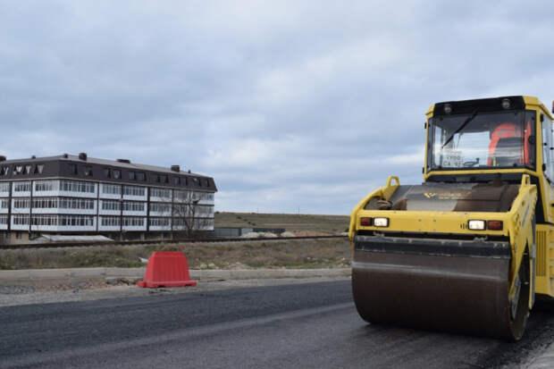 В Севастополе капитально отремонтируют 18 дорог за год