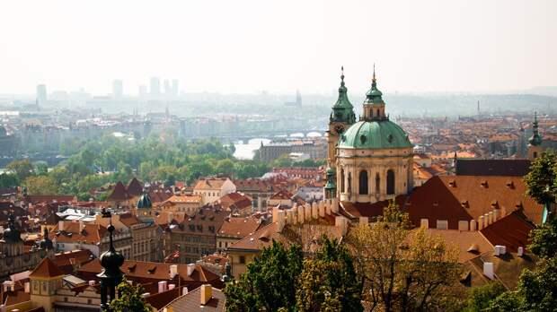Посол РФ в Праге посетил МИД Чехии