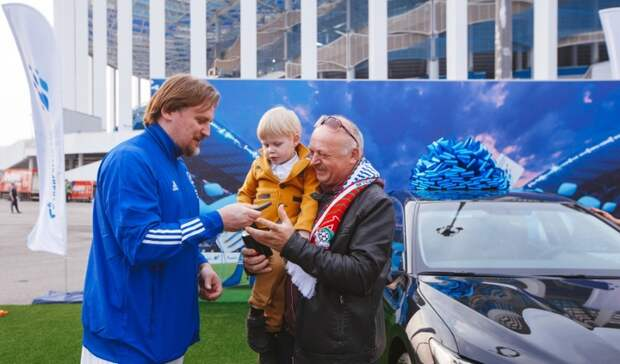 «Заслуженный подарок!»: нижегородец выиграл иномарку