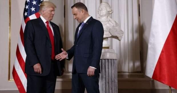 Süddeutsche Zeitung: Президент Польши вредит собственной стране