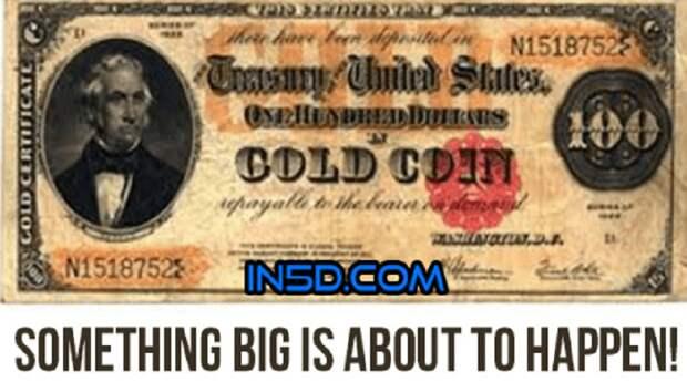 В ближайшие пару лет могут появиться новые доллары США и на всех их не хватит