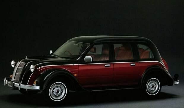 Toyota Classic авто, автодизайн, внедорожник, вседорожник, джип, дизайн, япония, японский автопром