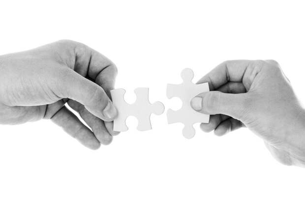 Руки, Головоломки, Подключение, Связи, Сотрудничество