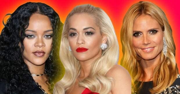 7 знаменитостей, которые не любят носить лифчики