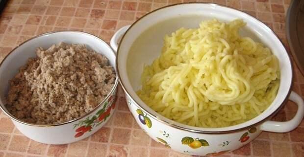 Рецепт вкусных картофельных зраз
