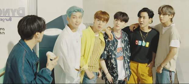 BTS продолжают бить рекорды