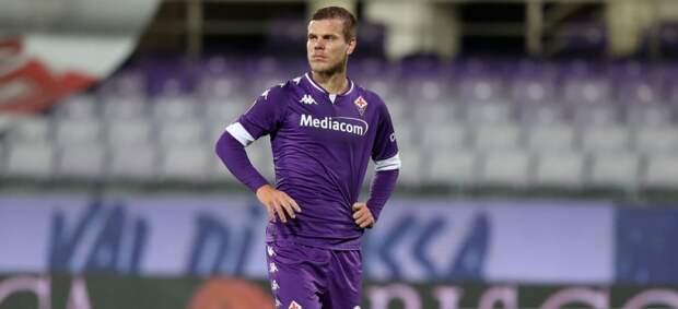 Кокорин не поможет «Фиорентине» в матче с «Ювентусом»