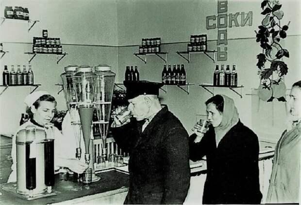 Вся правда про натуральный советский разливной сок