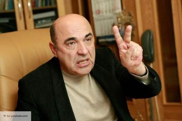 Немцам тоже казалось, что они победили: Рабинович предупредилнационалистов Украины