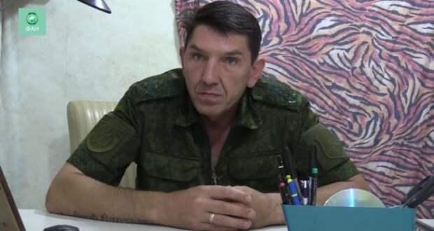 В Горловке совершено покушение на известного командира НМ ДНР