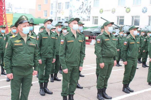 Более 500 призывников из Поволжья отправились к местам прохождения службы