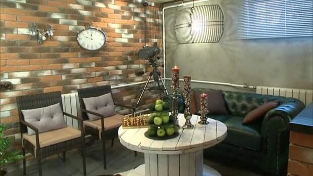Пошаговая инструкция по строительству комнаты отдыха в гараже