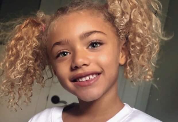 «Самую красивую девочку планеты» похитил родной отец