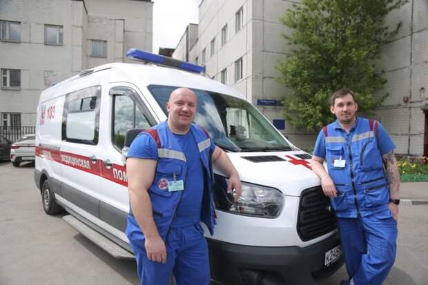 Подстанции скорой помощи в Выхине-Жулебине исполнилось 20 лет