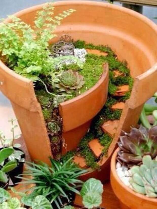 Мини-садики для балкона
