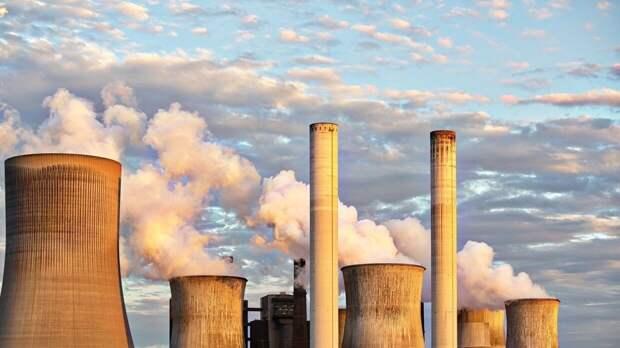 Российские ученые создали бюджетный катализатор для очистки атмосферы