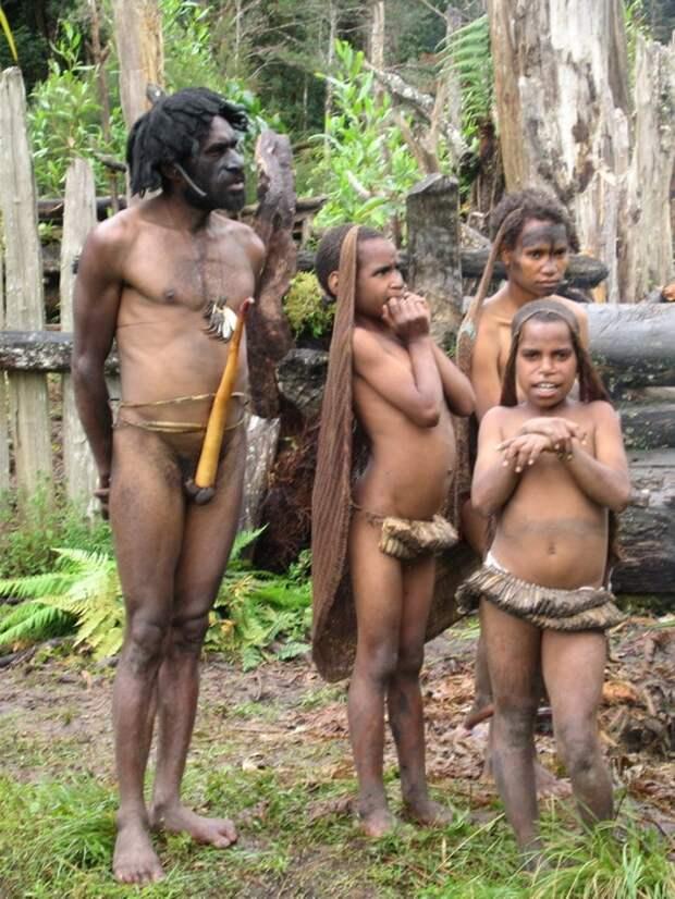 Племя самбия. Фелляция и глотание спермы