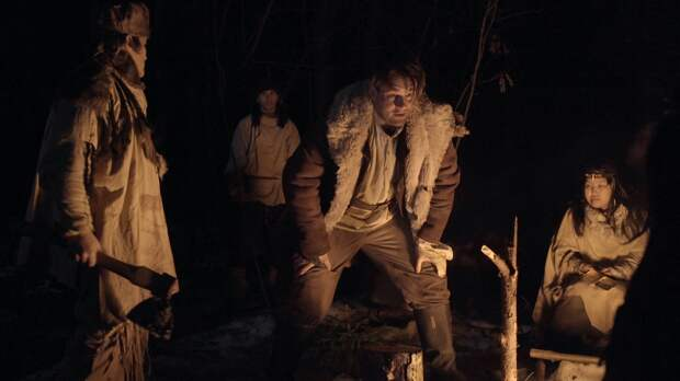 Герои короткометражной притчи «Аляска. Потерявший лицо» ищут рецепт бессмертия