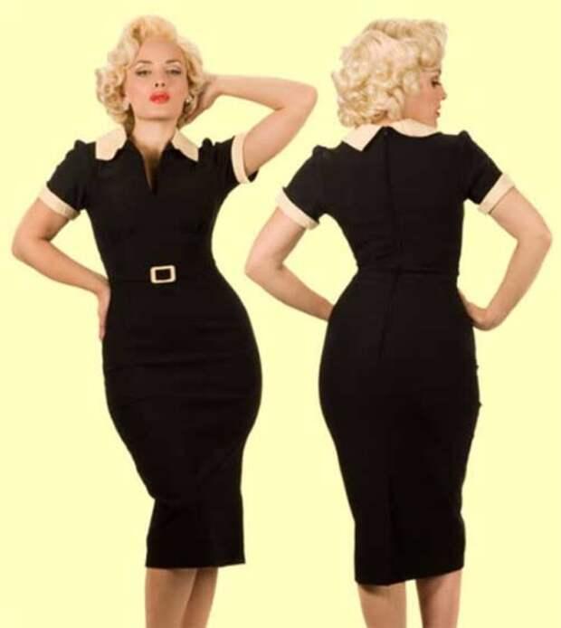 фасоны платьев для женщин 40
