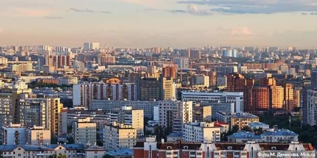 Наталья Сергунина рассказала о тестировании в Москве летающего такси . Фото: М. Денисов mos.ru