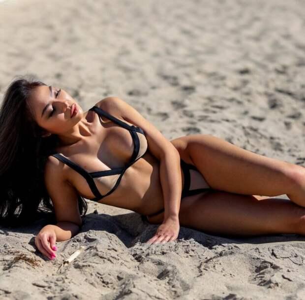 Кристин Мэй— модель Playboy, звезда Инстаграма и… веб-разработчик