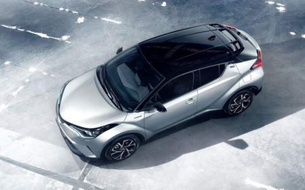 Toyota CH-R и другие: японцы рассказали о новинках для российского рынка