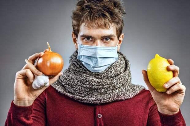Как быстро вылечить простуду народными средствами?