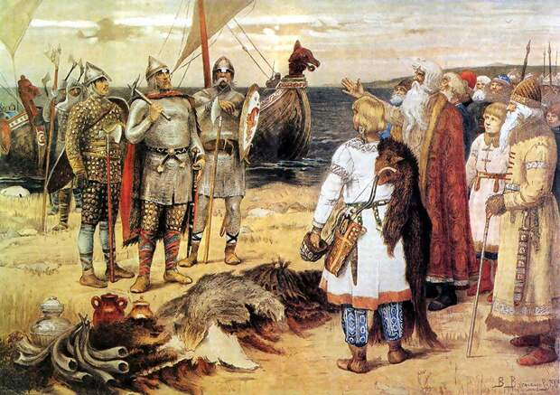 История России глазами русских художников