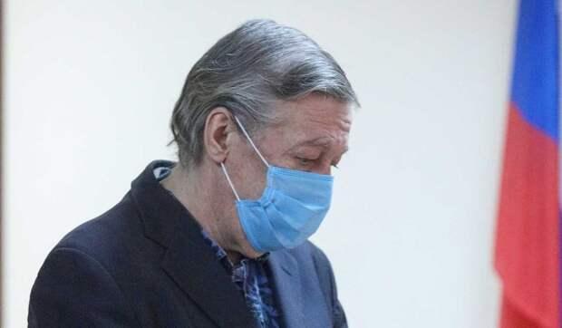 «Всему виной стыд и общественное осуждение»: врач раскрыл мотивы для суицида арестованного Ефремова