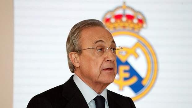 Президент Суперлиги Перес заявил, что утурнира может появиться второй дивизион