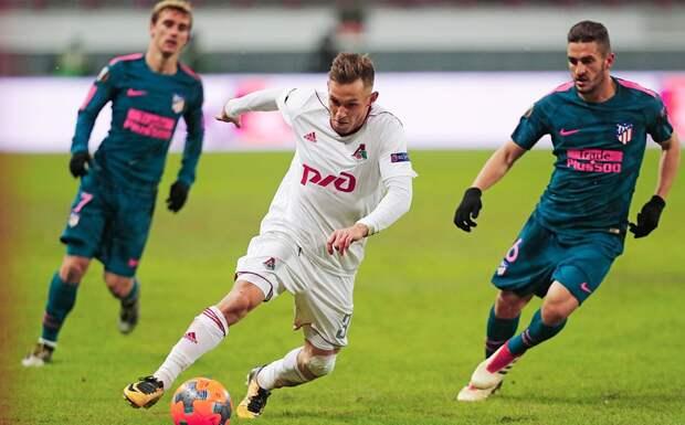 Агент Рыбуса: «Мацей точно останется в «Локомотиве», даже если в клуб перейдет Тикнизян»