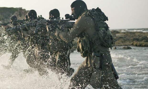 Гавайский отшельник стал инструктором израильского спецназа
