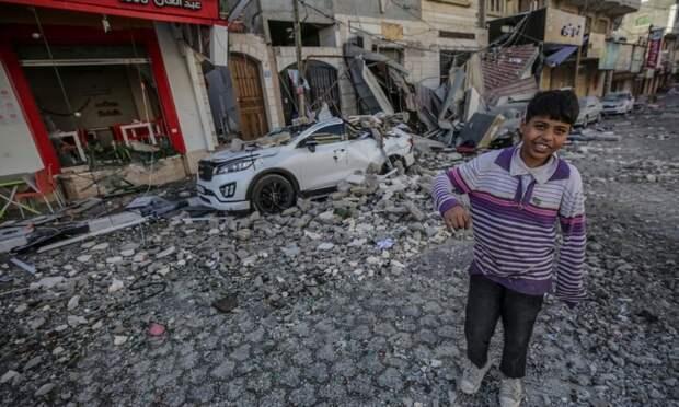 Коллективный Шендерович и слезинка палестинского ребенка. Колонка Голоса Мордора