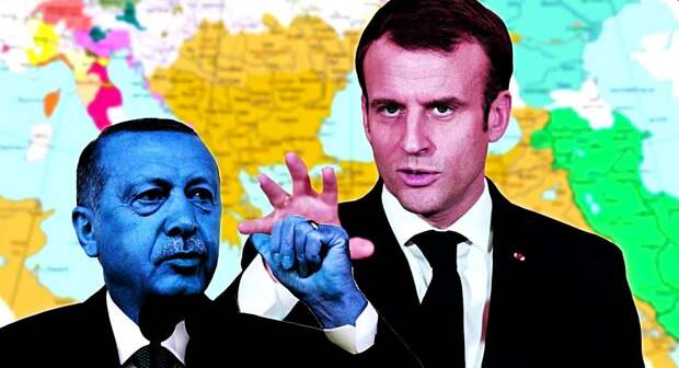 Франция ограничила действия Турции «красной линией»