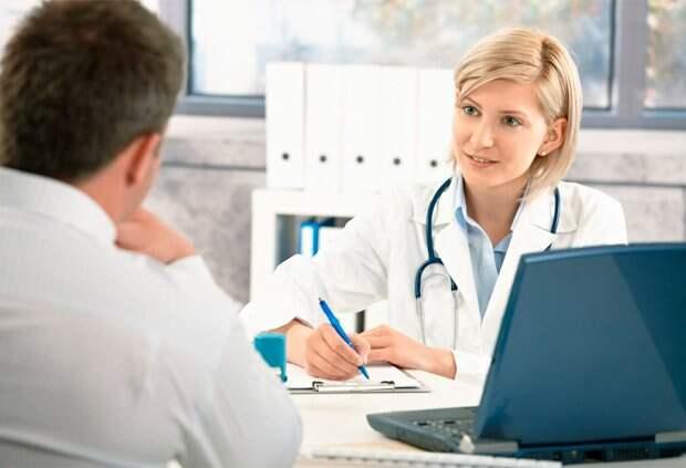 Осмотр у терапевта как лучший способ сохранения здоровья