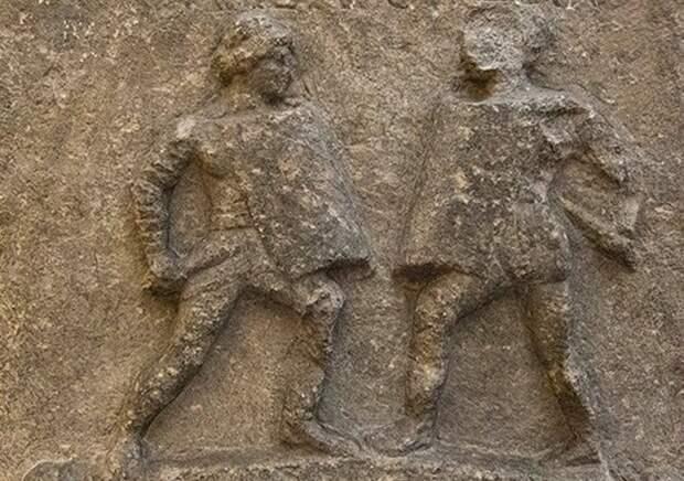 На арене Колизея сражались и женщины.