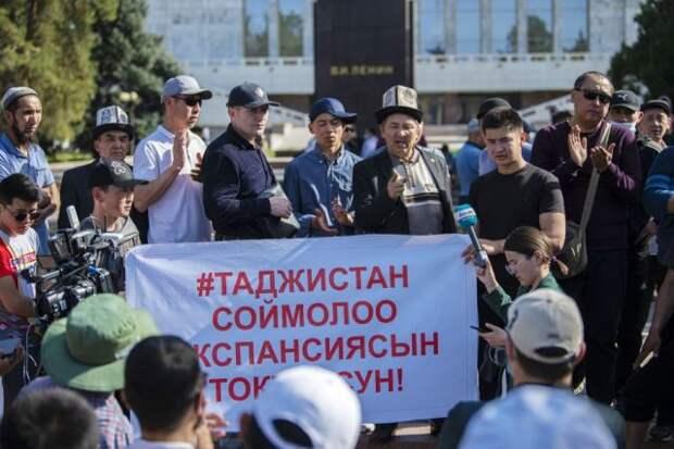 Число пострадавших на киргизско-таджикской границе увеличилось до 45
