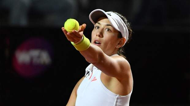 Мугуруса снялась с турнира в Мадриде