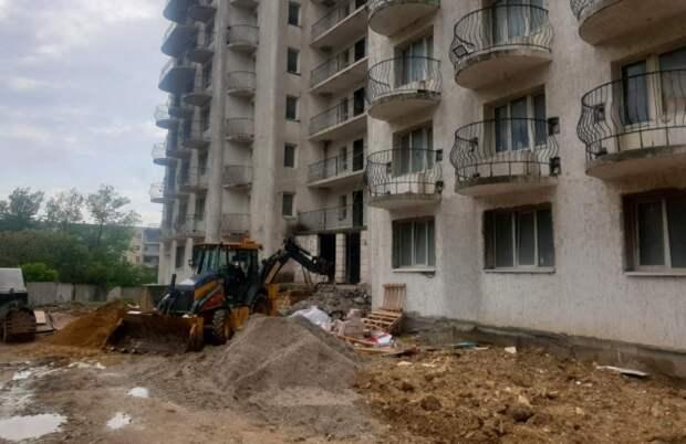 Севастопольские дольщики ждут квартиры в доме более 20 лет