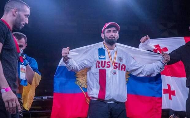 Российских бойцов на чемпионате мира по ММА не лишат флага и гимна: «Абсолютно чисты от любых политических игр»