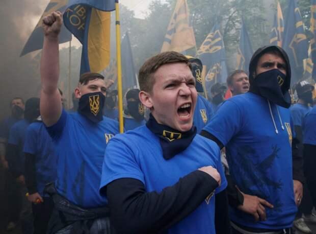 Азов против киевской власти