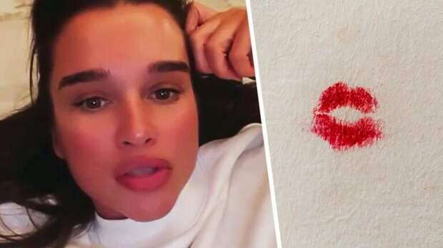 Ксения Бородина доказывает натуральность губ, обзывая завистниц и вспоминая комплименты Ксении Собчак