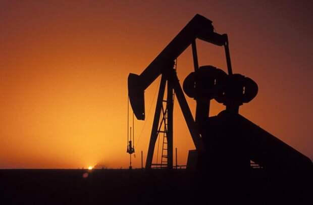 Качалка качество нефти
