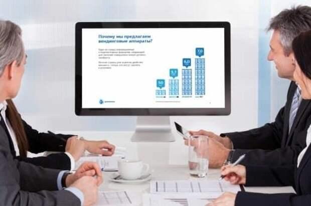 Как сделать презентацию для бизнеса