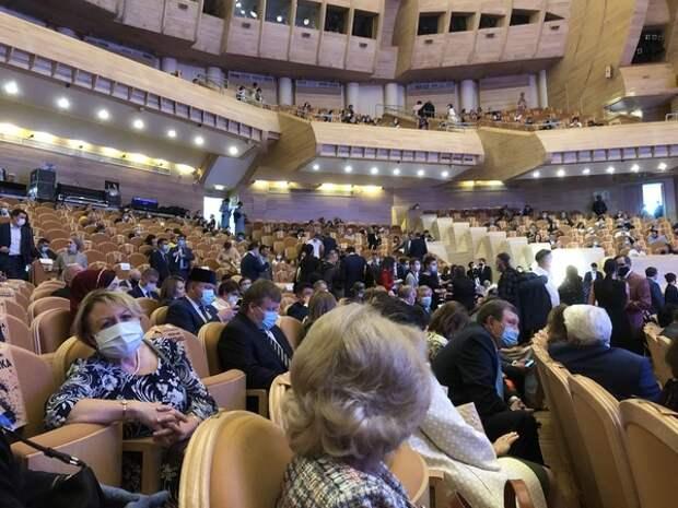В Москве разрешили проводить выставки и конгрессы