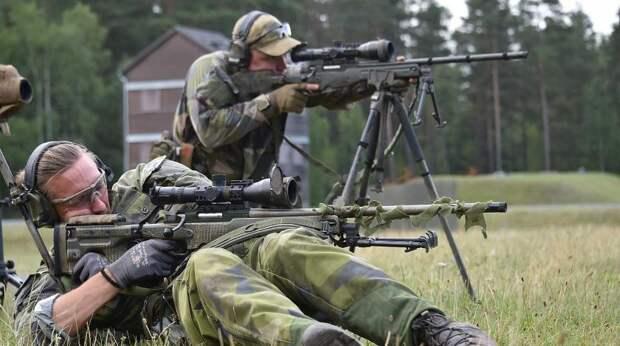 Армия Швеции пригрозила создать проблемы для России