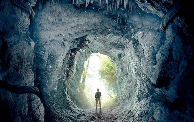 Мифическая подземная страна Агарти