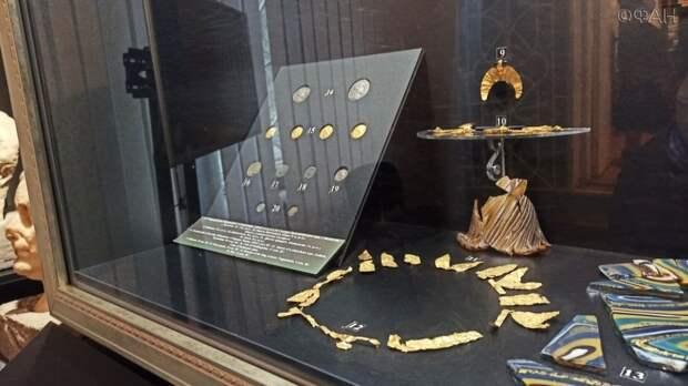 Уникальные предметы и сокровища до новой эры: какие экспонаты хранятся в музеях Ялты