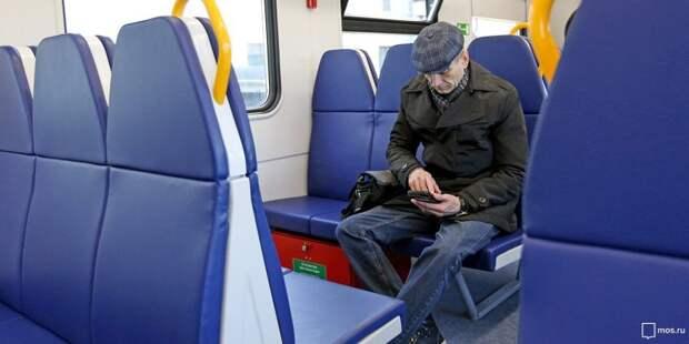 Между поездами от станции «Стрешнево» увеличены интервалы